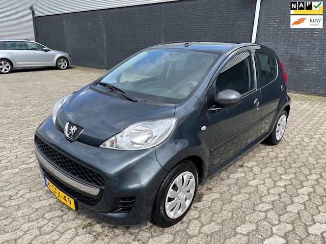 Peugeot 107 occasion - City Cars Breda