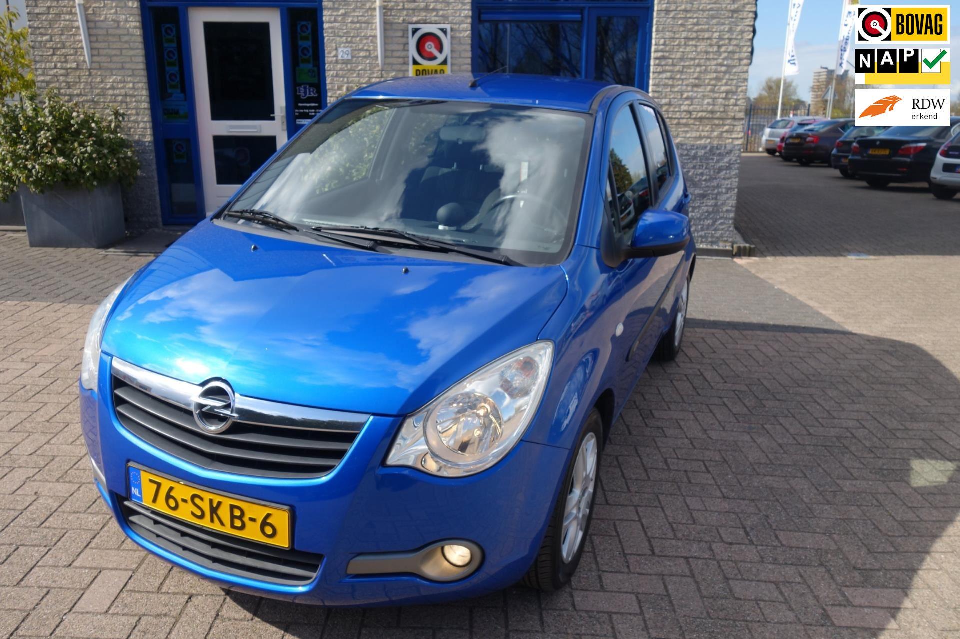 Opel Agila occasion - Autobedrijf E.J. Rooy