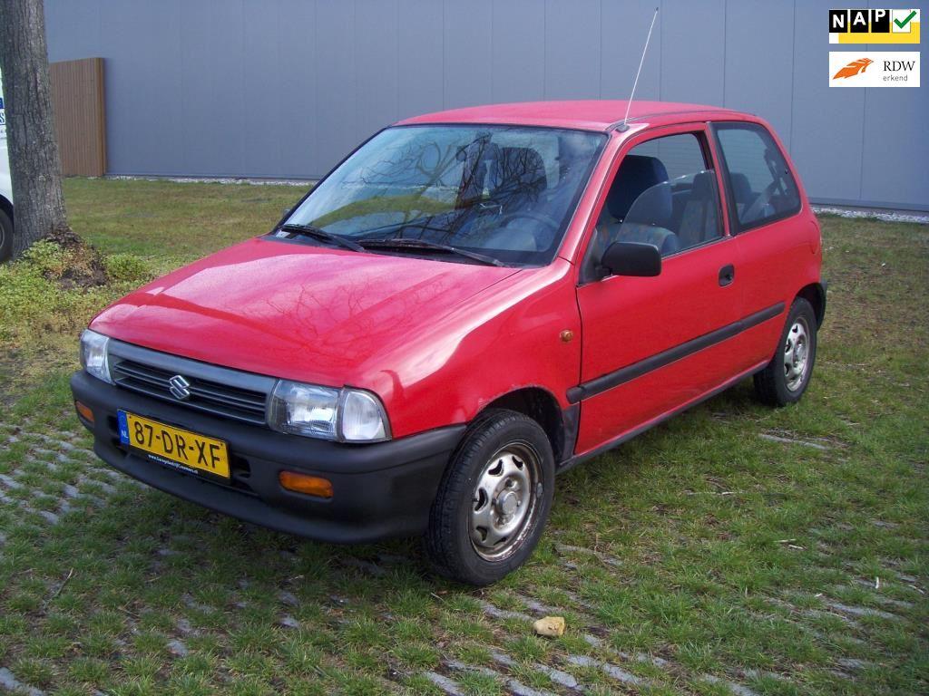 Suzuki Alto occasion - Garagebedrijf Creemers