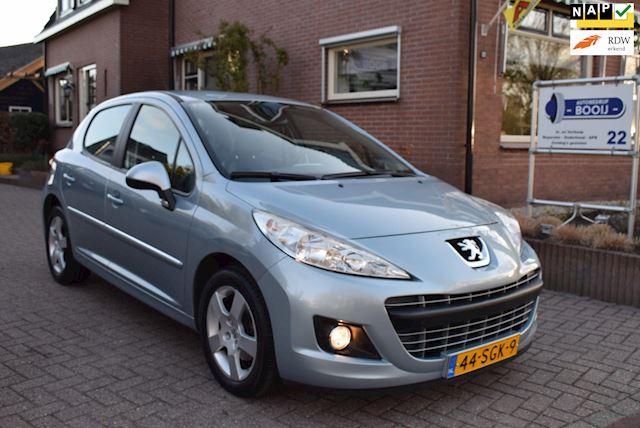 Peugeot 207 1.6 VTi Allure/5 DRS/AUTOMAAT/CRUISE/AIRCO-ECC/LM WIELEN/NETTE STAAT!