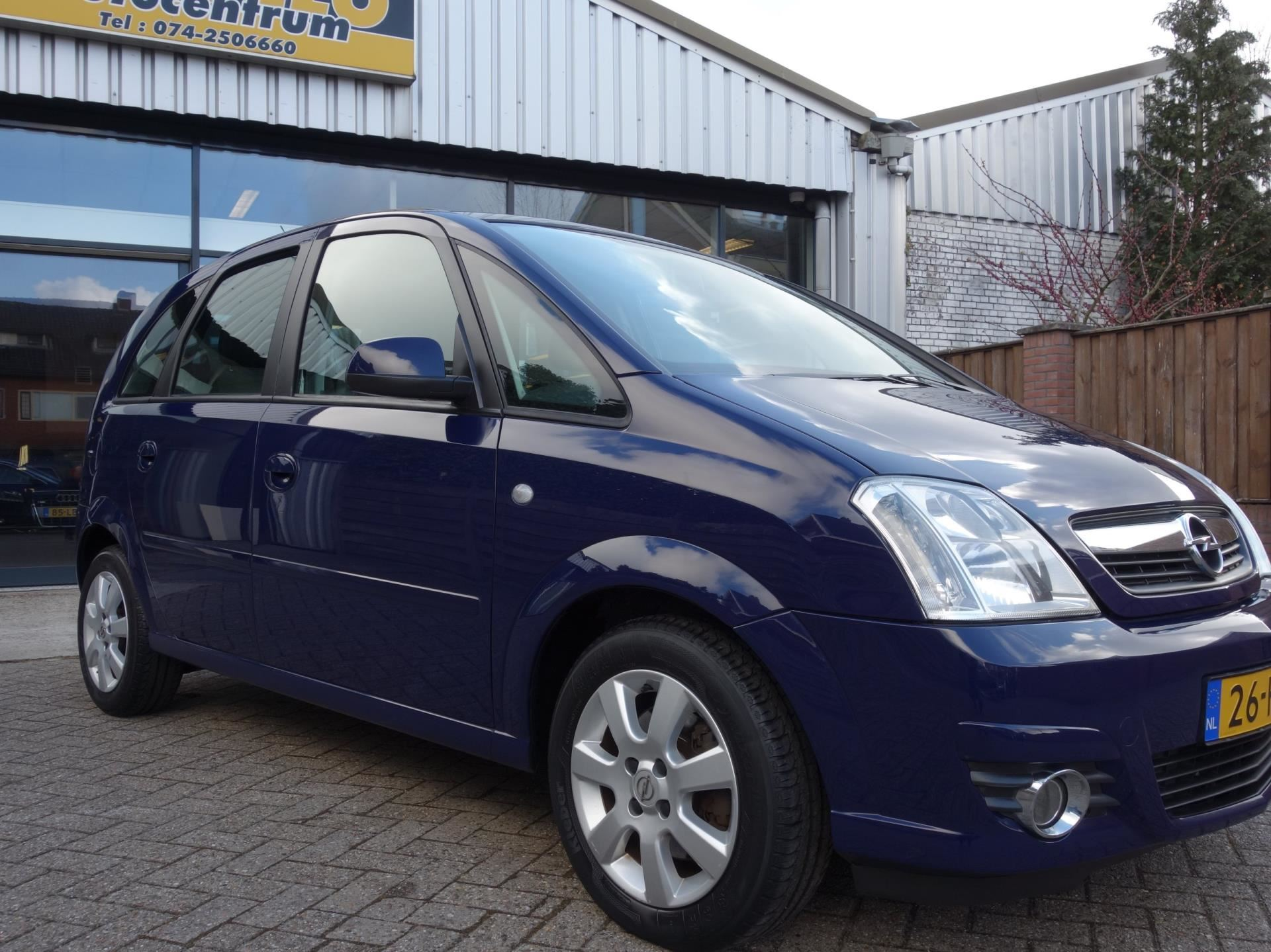 Opel Meriva occasion - Autocentrum Hengelo