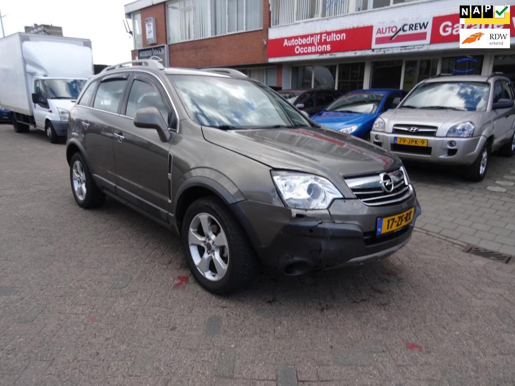 Opel Antara occasion - Autobedrijf Fulton