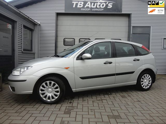 Ford Focus 1.6-16V First Edition  ! VERKOCHT