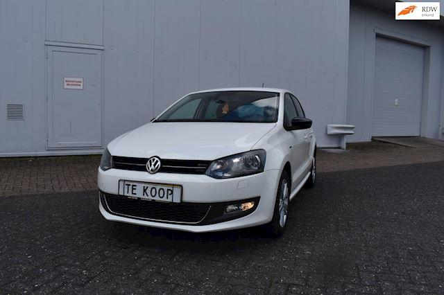 Volkswagen Polo 1.2-12V Comfortline