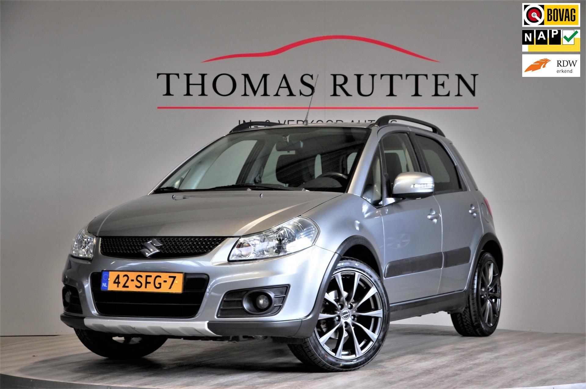 Suzuki SX4 occasion - Autobedrijf Thomas Rutten