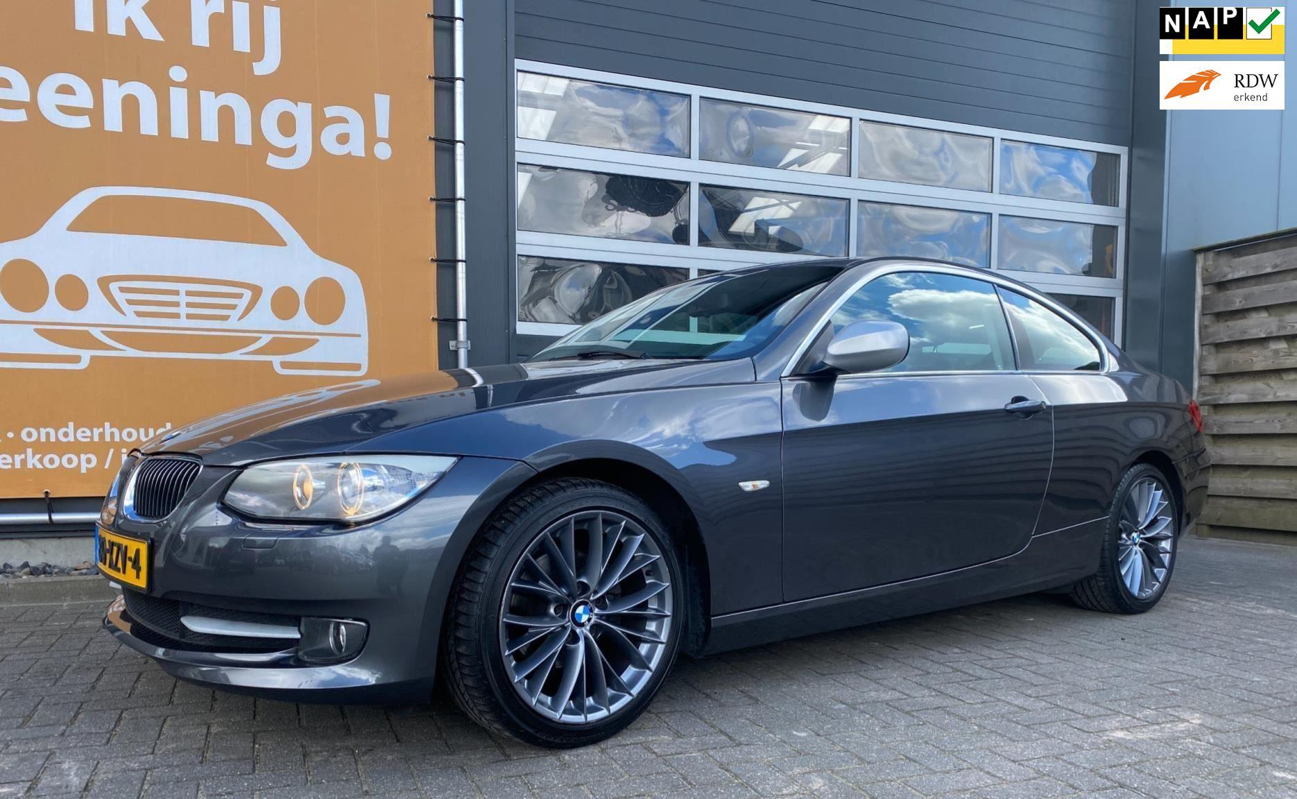 BMW 3-serie Coupé occasion - Jeeninga Auto's