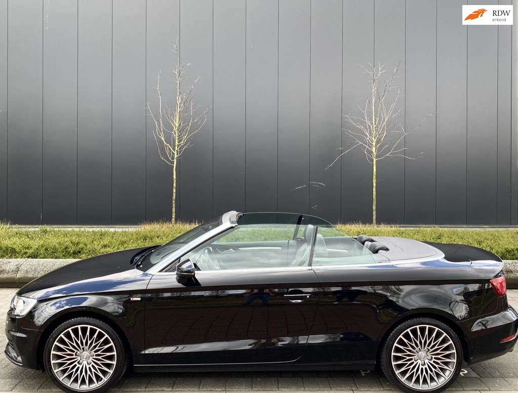 Audi A3 Cabriolet occasion - EHD Automotive