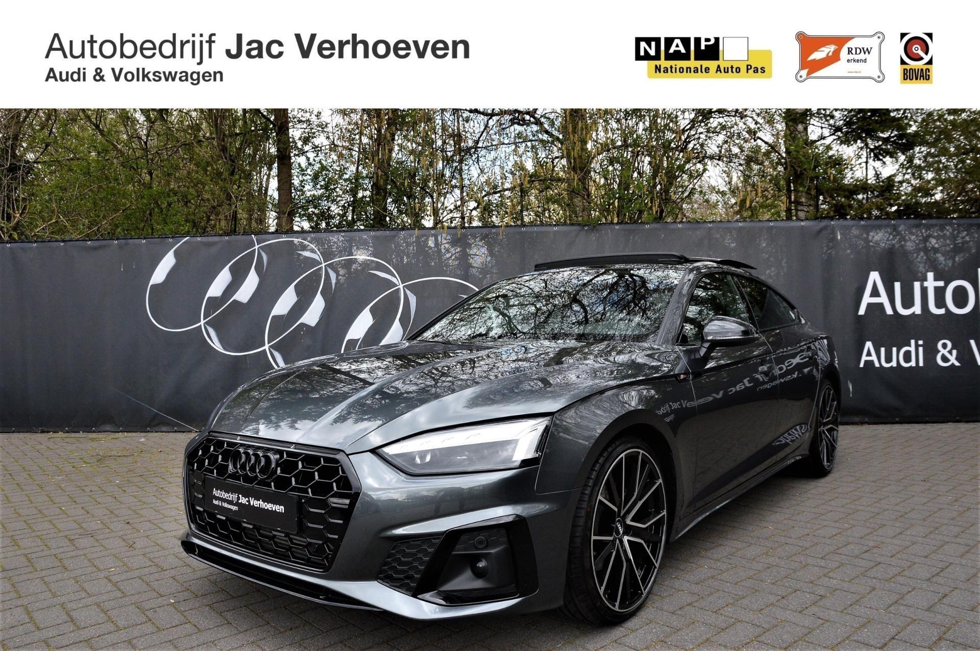 Audi A5 Sportback occasion - Autobedrijf Jac Verhoeven