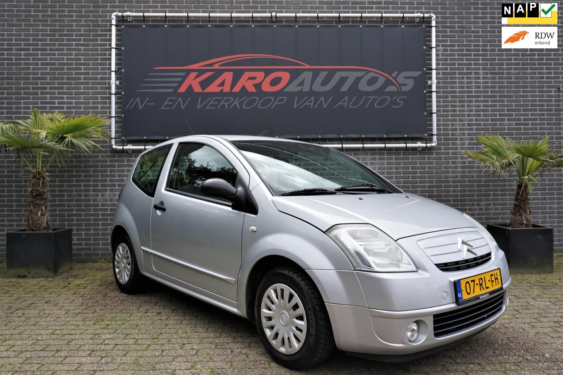 Citroen C2 occasion - KARO Auto's