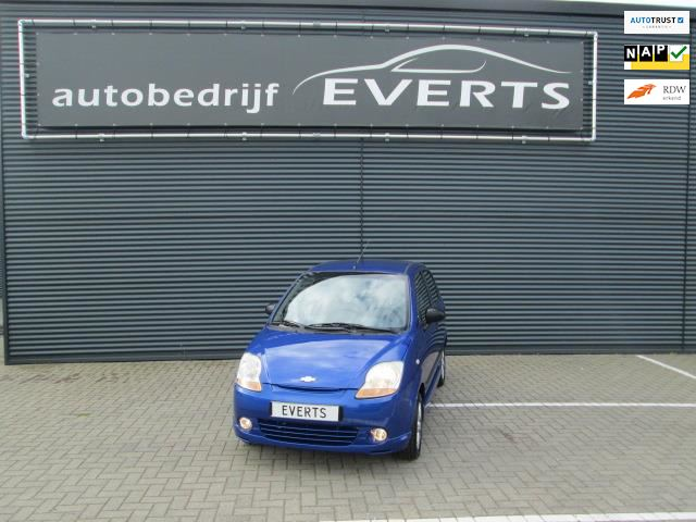 Chevrolet Matiz occasion - Autobedrijf Everts