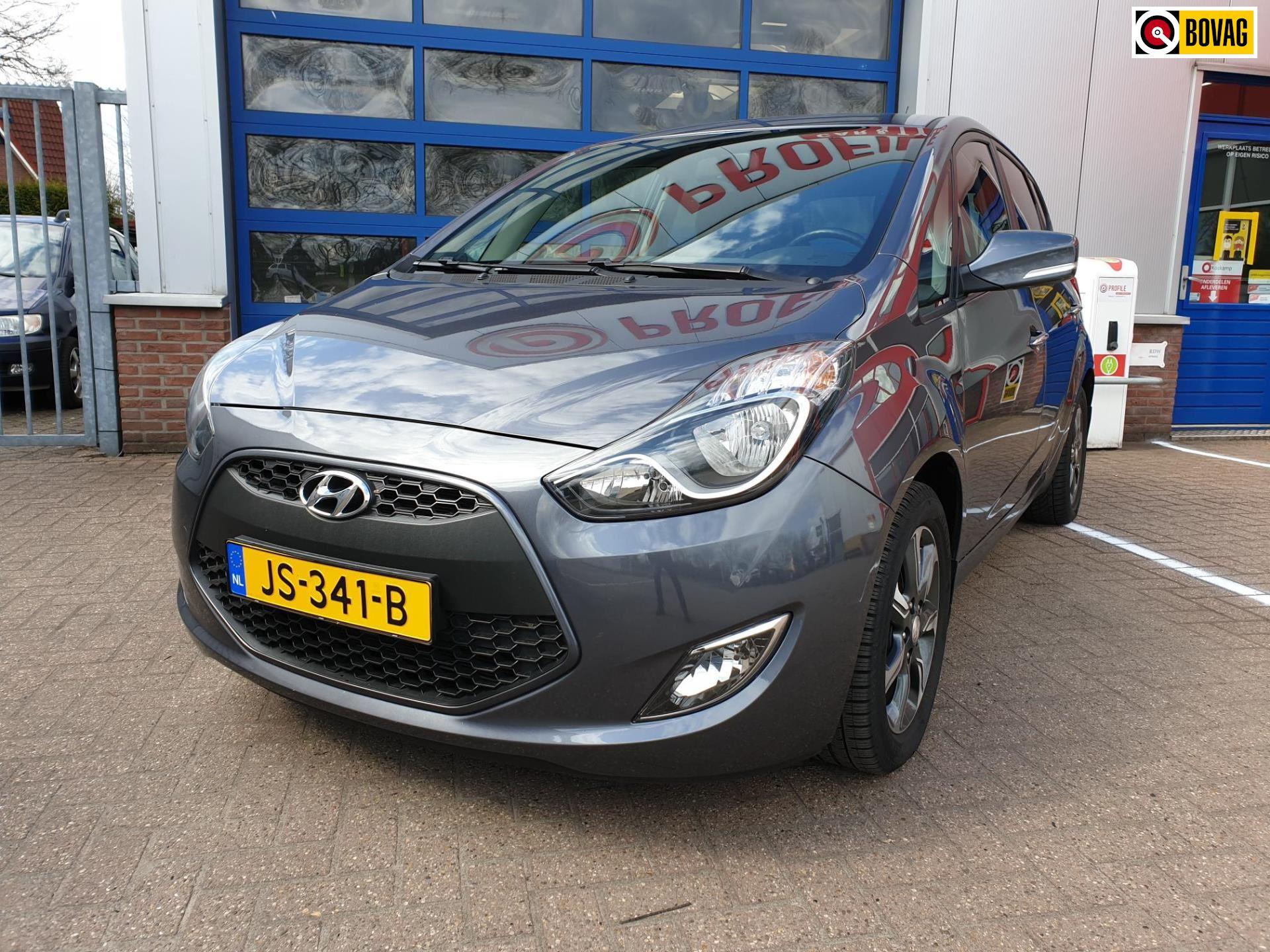 Hyundai Ix20 occasion - Autobedrijf  Maathuis Hengelo
