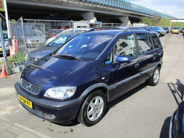 Opel Zafira 2.2-16V Elegance airco 7 pers elek pak nap nw apk