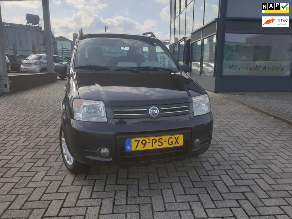 Fiat Panda occasion - Autobedrijf Reijnholt