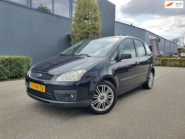 Ford Focus C-Max 1.8-16V First Edition/APK 05-03-2022/AIRCO/ 2 XSLEUTELS/CRUISE/BOEKJES/NAP