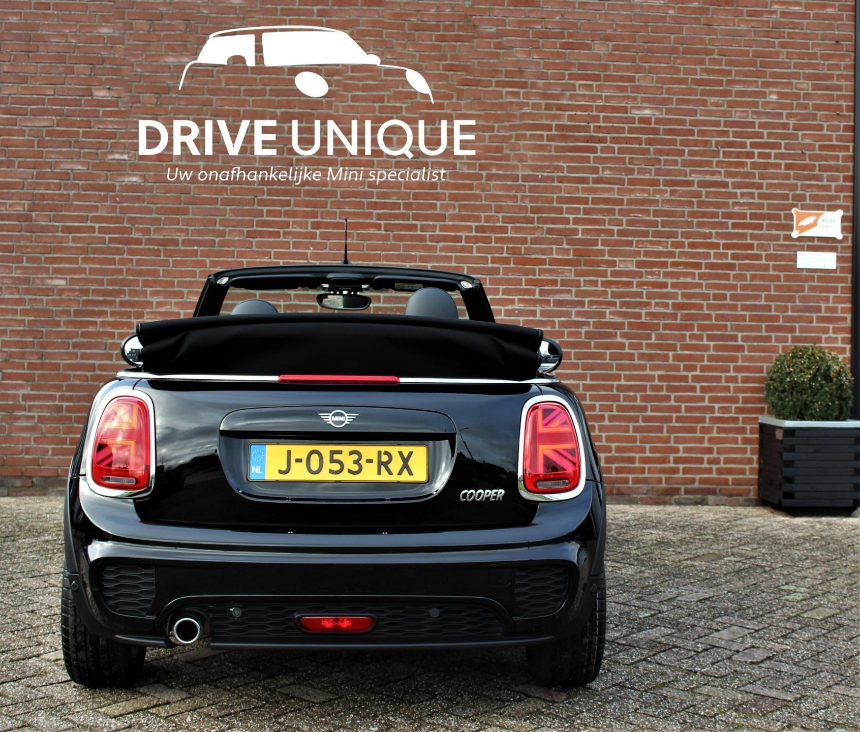 Mini Mini Cabrio occasion - Drive Unique