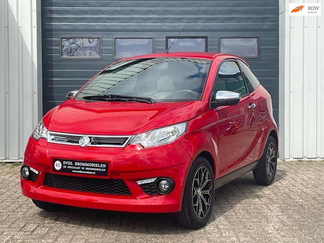 Aixam Coupé  Premium ABS Brommobiel 45km auto in NIEUWSTAAT!