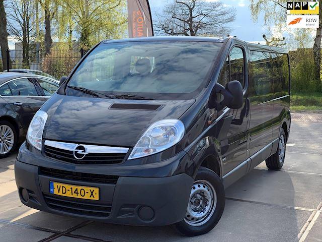 Opel Vivaro 2.0 CDTI L2H1 DC EcoFLEX AIRCO 6 ZITPLAATS TREKH
