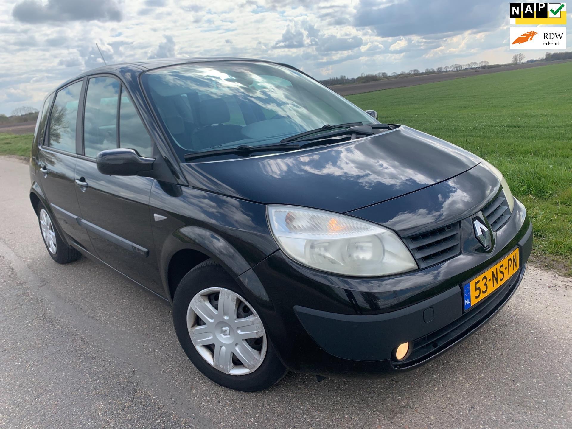 Renault Scénic occasion - Van der Made Auto's