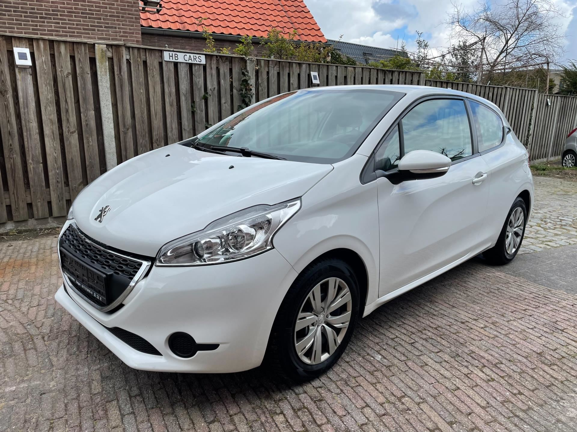 Peugeot 208 occasion - HB Cars