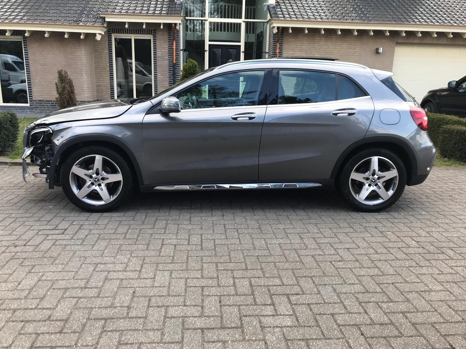 Mercedes-Benz GLA-klasse occasion - Van Sabben Auto's