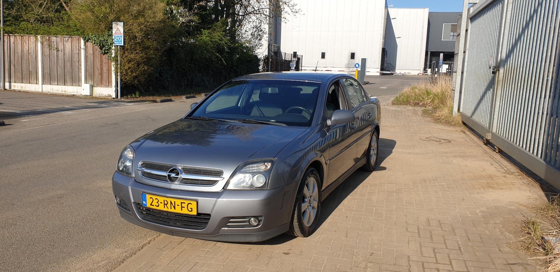 Opel Vectra occasion - Autohandel de Brug