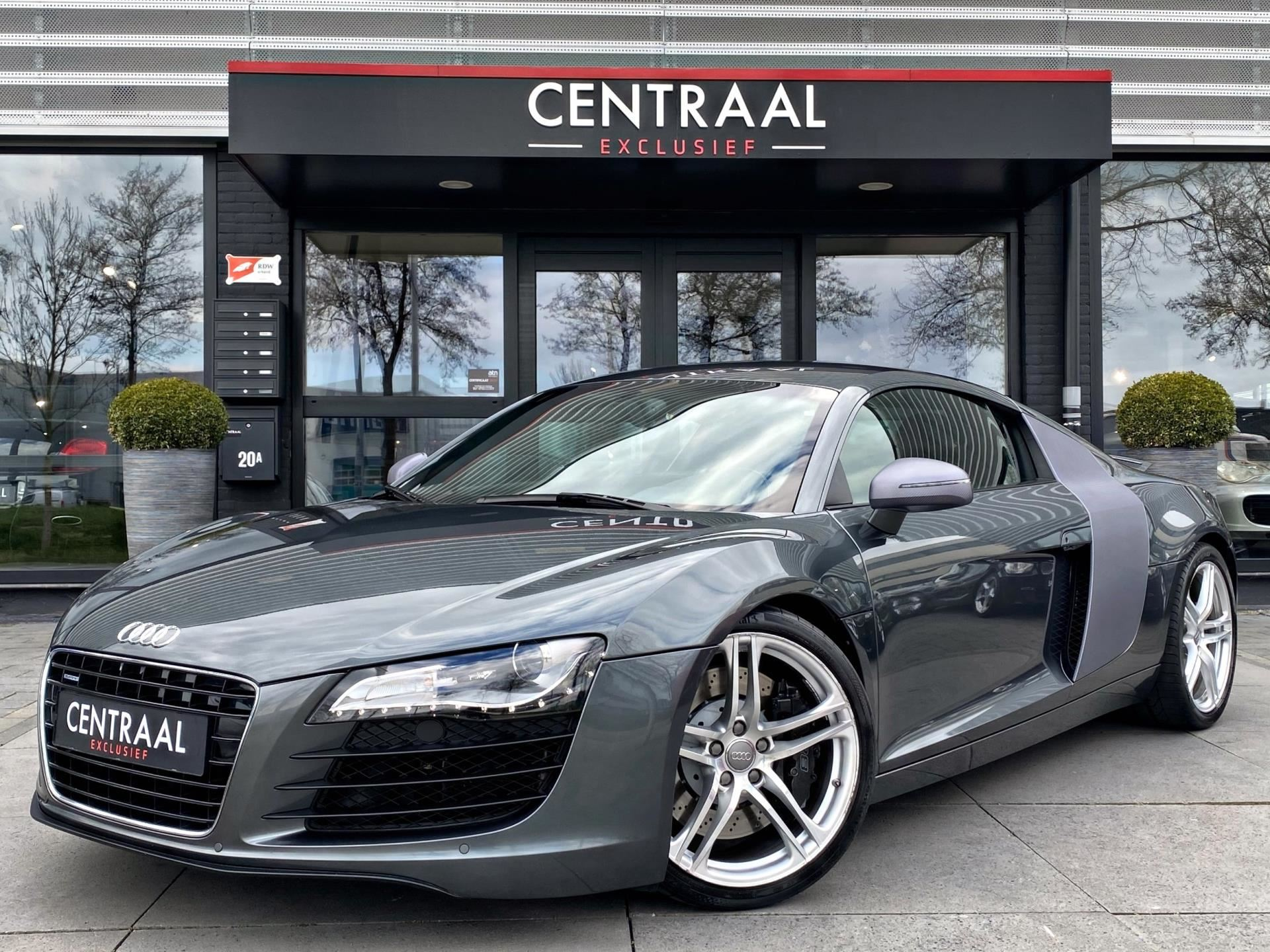 Audi R8 occasion - Centraal Exclusief B.V.