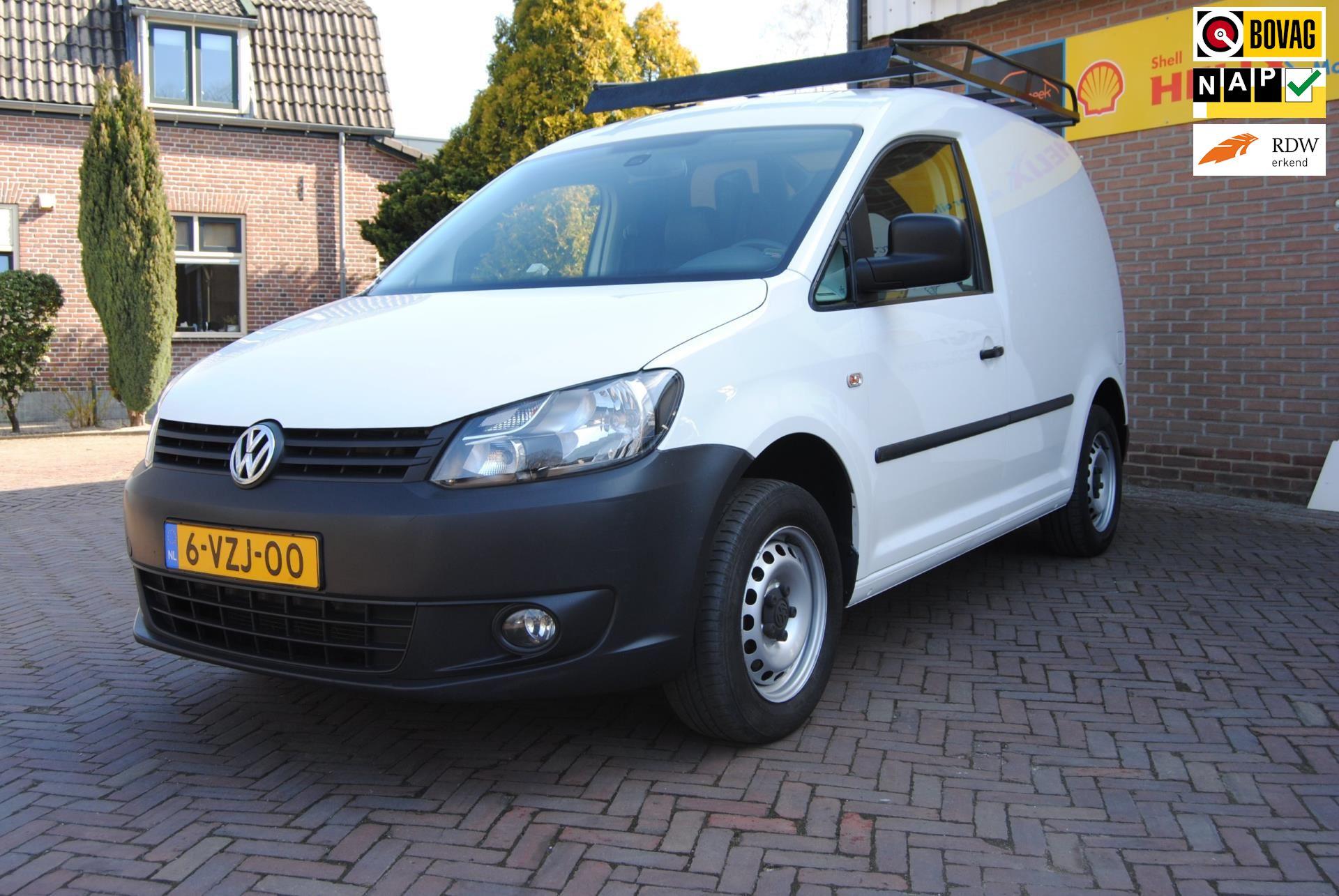 Volkswagen Caddy occasion - Carservice Verbeek