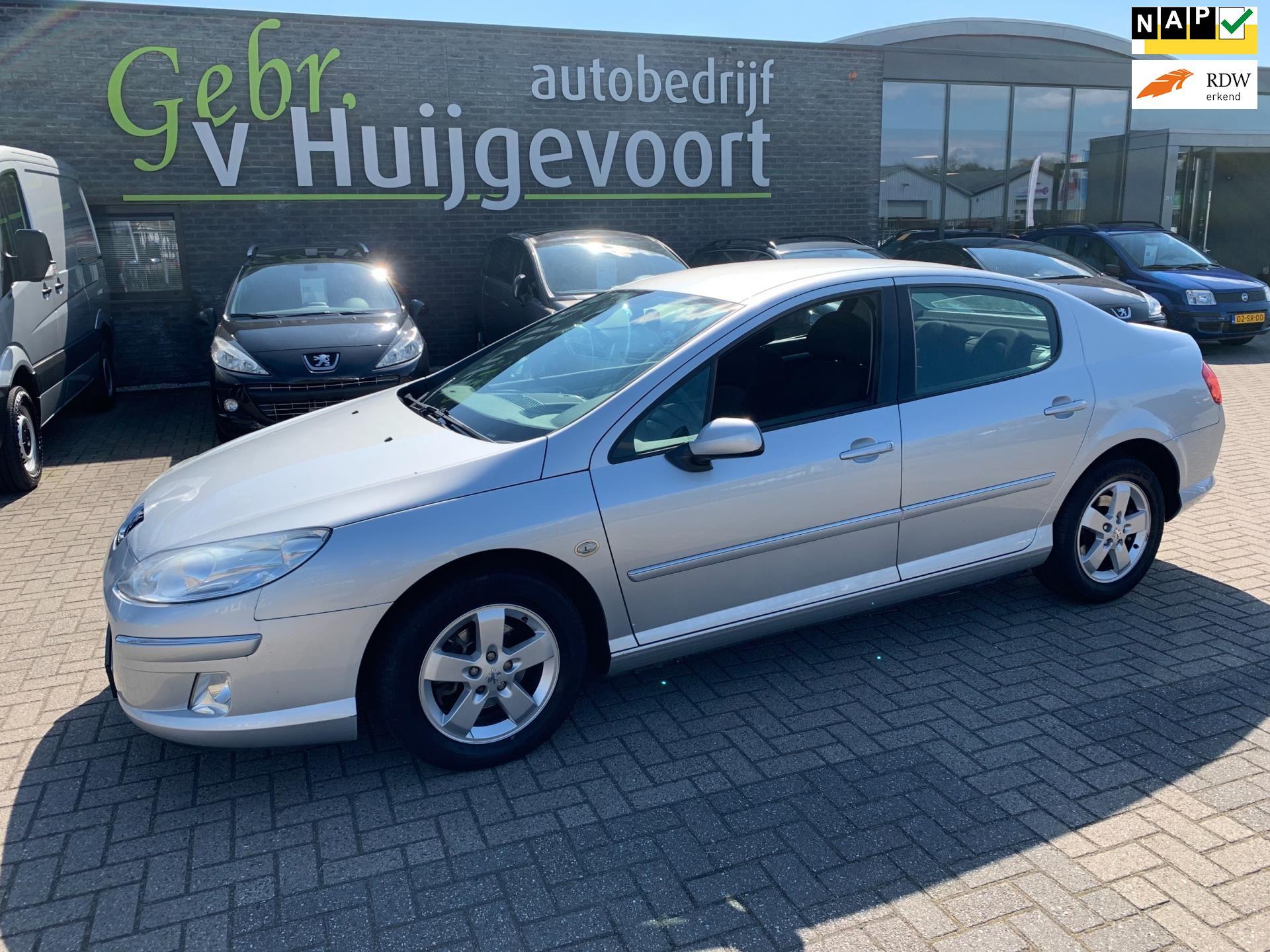 Peugeot 407 occasion - Autobedrijf van Huijgevoort