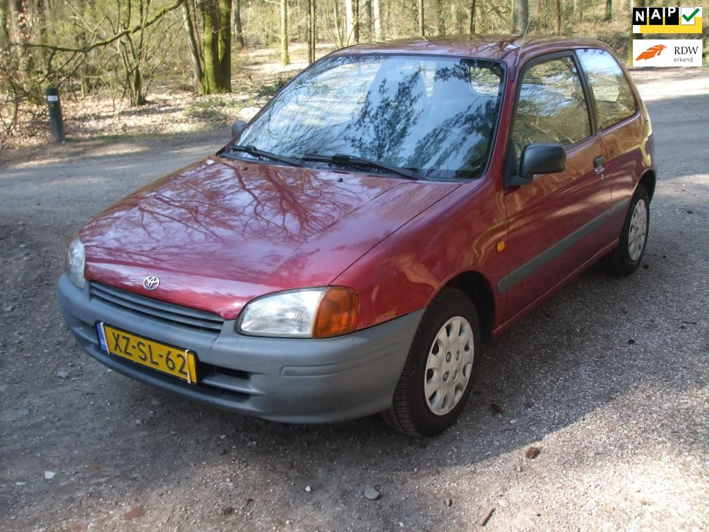 Toyota Starlet occasion - G. Hubers Auto's