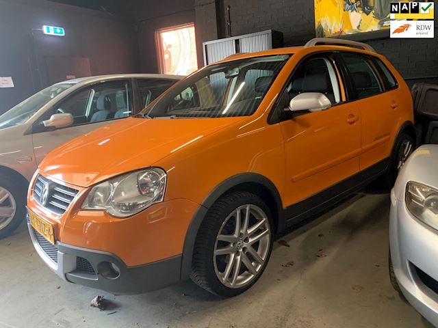 Volkswagen Polo 1.4-16V Cross / limited 2008