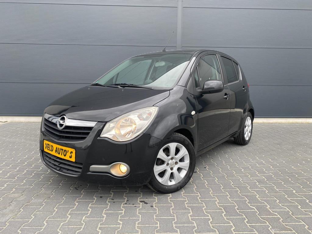 Opel Agila occasion - Veld Auto's