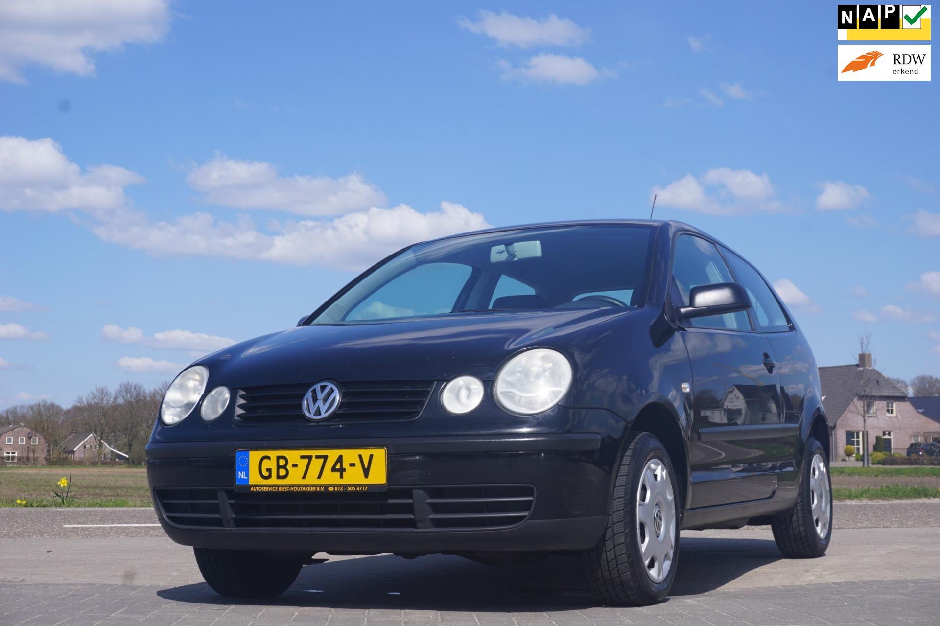 Volkswagen Polo occasion - Autoservice Biest Houtakker