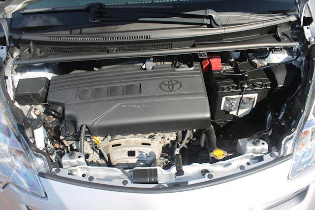 Toyota Verso-S 1.3 VVT-i Aspiration ecc cruise 78250km