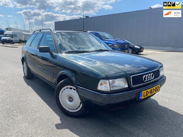 Audi 80 Avant occasion - Autobedrijf De Kronkels