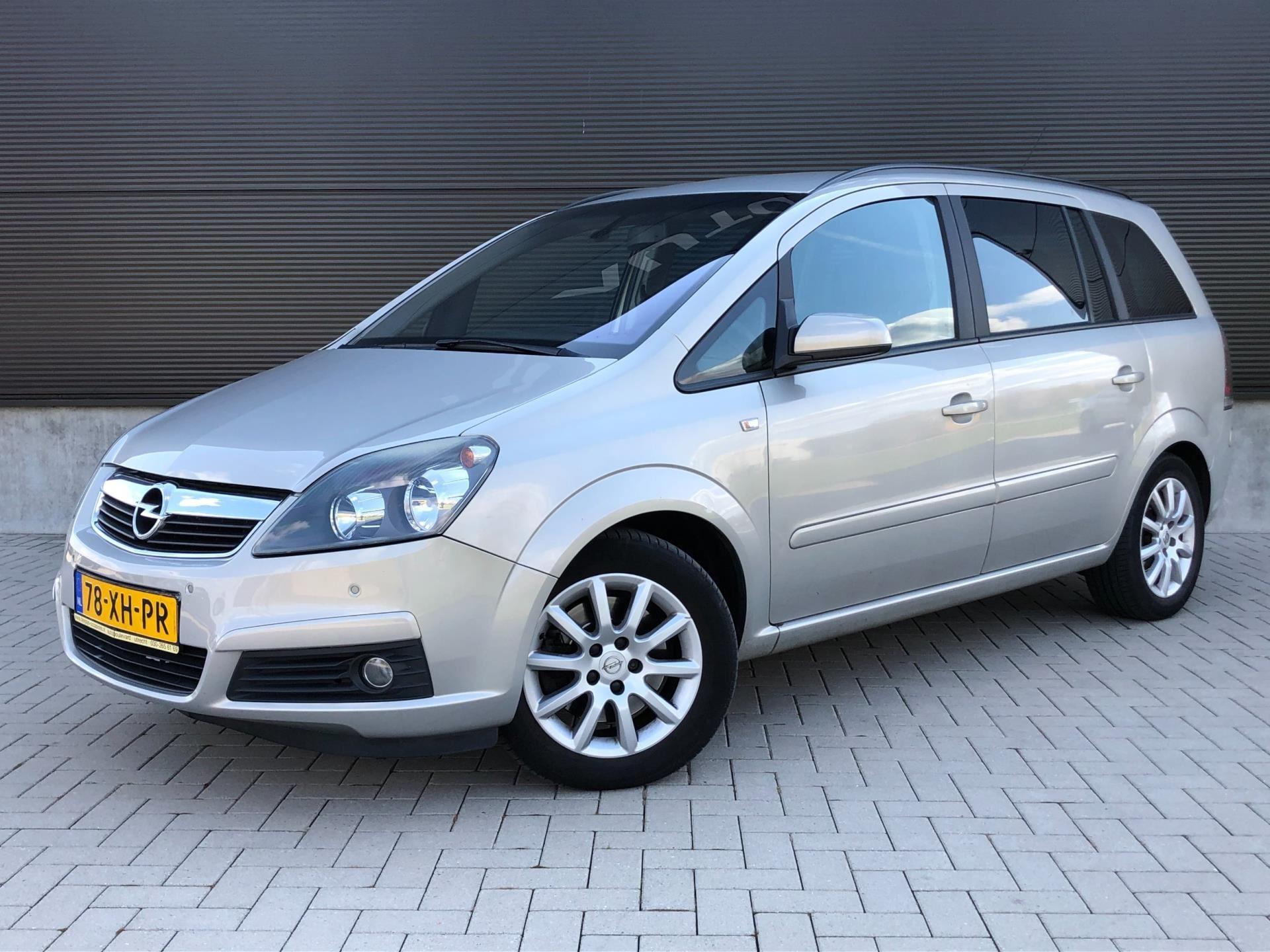 Opel Zafira occasion - Auto Franken