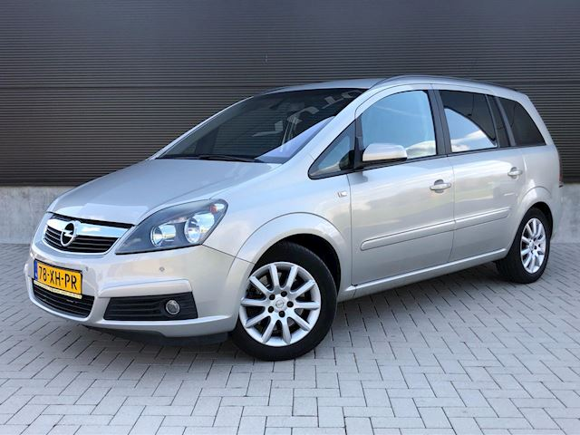 Opel Zafira 2.2 150PK 7-persoons Trekhaak PDC v+a