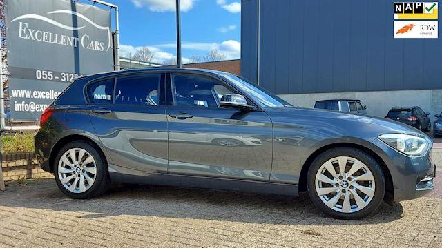 BMW 1-serie 118i Sport Navi Lmv