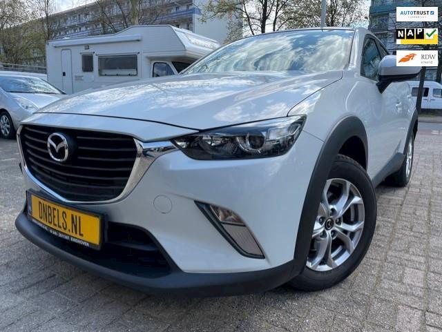 Mazda CX-3 occasion - D'n Bels