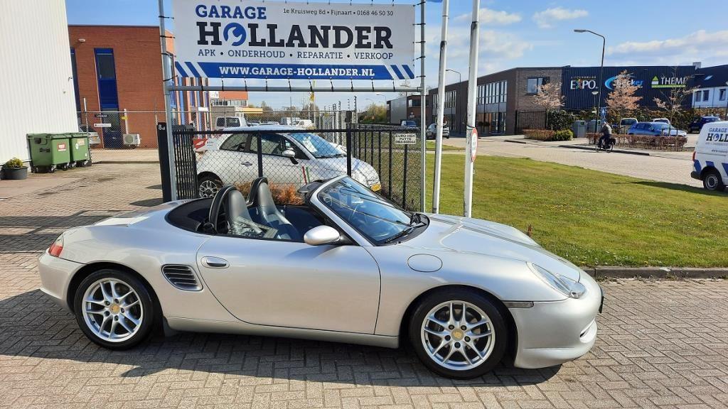 Porsche Boxster occasion - Garage Hollander
