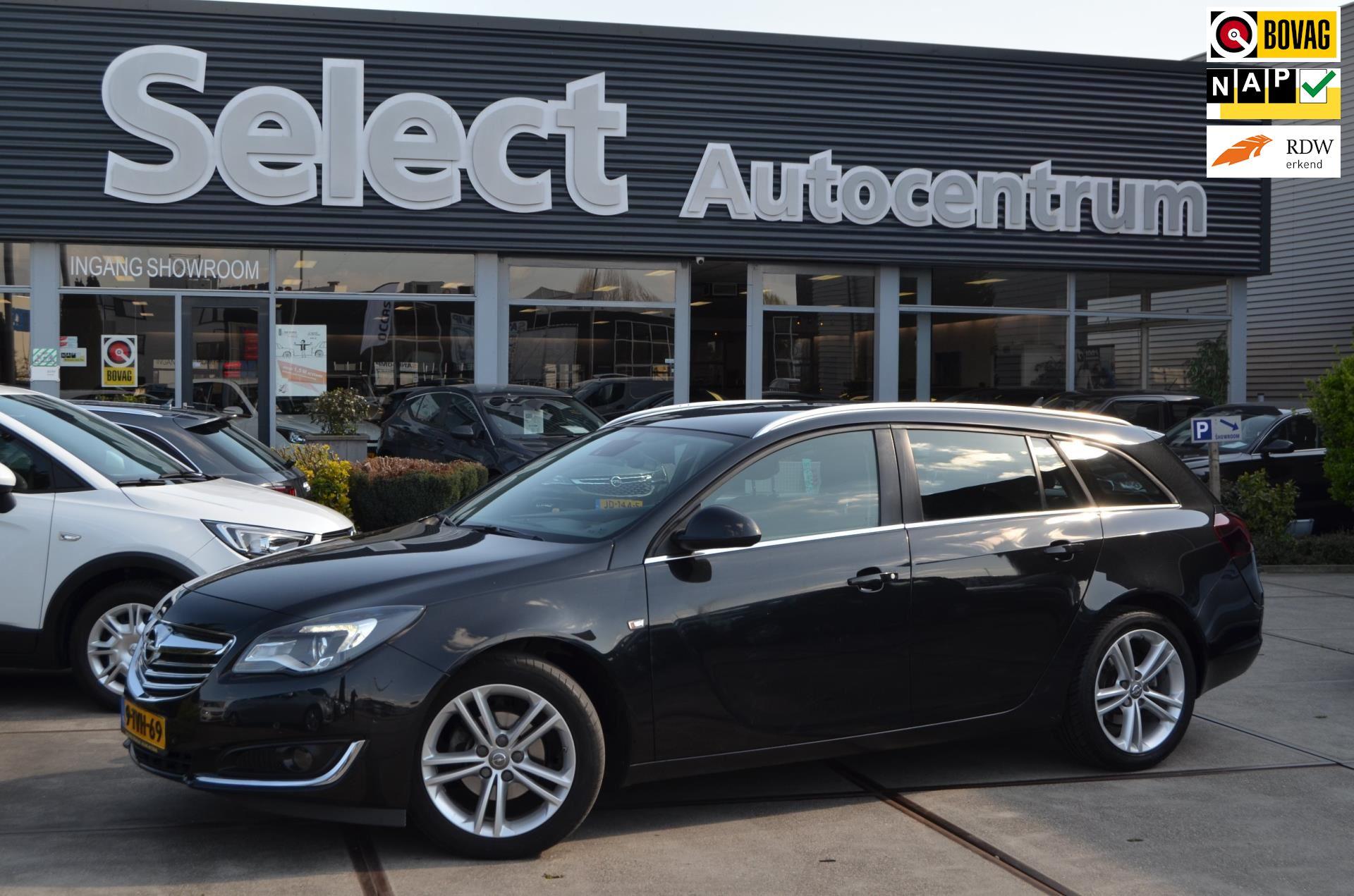 Opel Insignia Sports Tourer occasion - Select Autocentrum