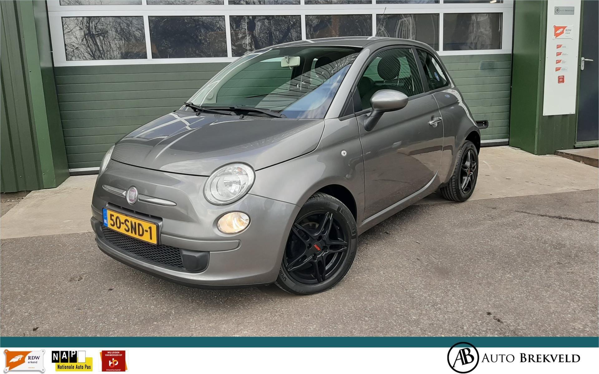 Fiat 500 occasion - Auto Brekveld