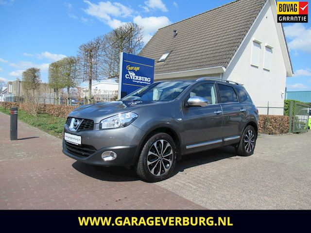 Nissan Qashqai +2 1.6 Connect Edition 7 Pers. (Navi,Camera,Cruise,PDC)