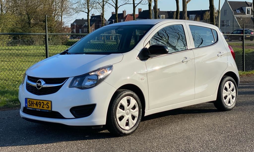 Opel KARL occasion - Stuivenberg Auto's