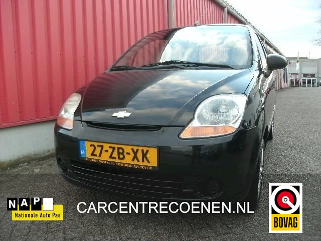 Chevrolet Matiz occasion - Car Centre Coenen