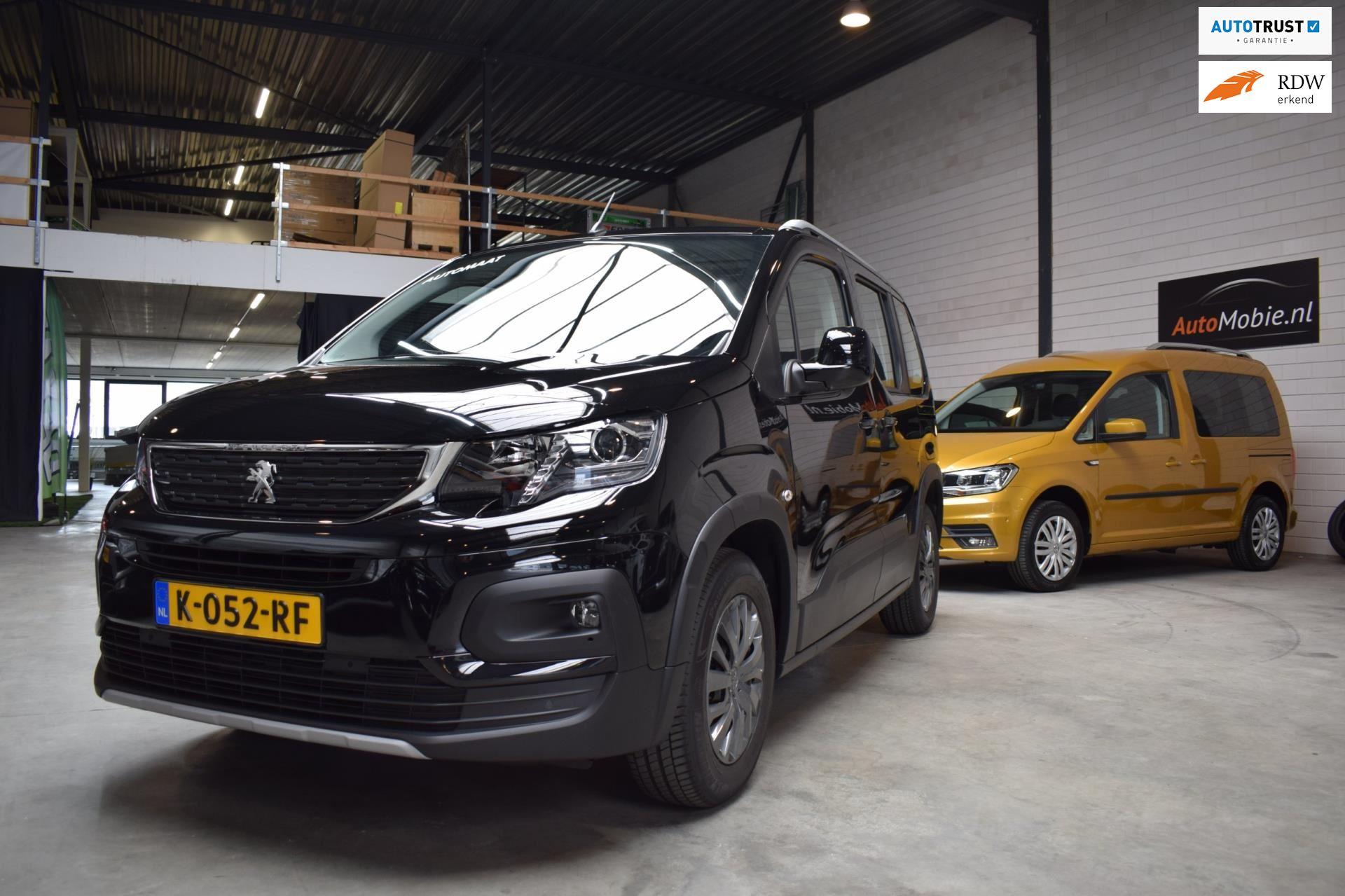Peugeot Rifter occasion - AutoMobie