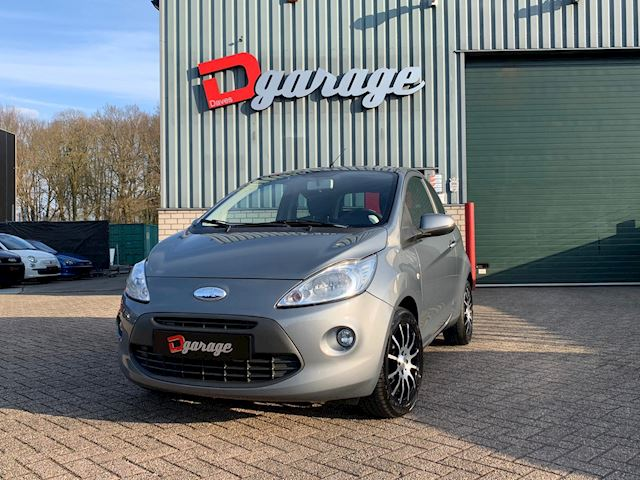 Ford Ka 1.2 Limited, nieuwstaat, airco
