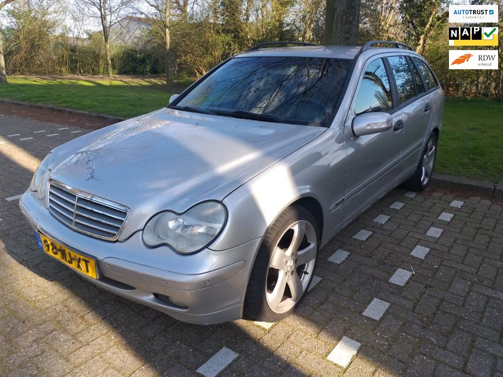 Mercedes-Benz C-klasse Combi occasion - Jelma Auto's