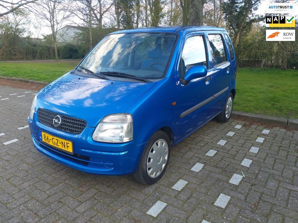 Opel Agila occasion - Jelma Auto's