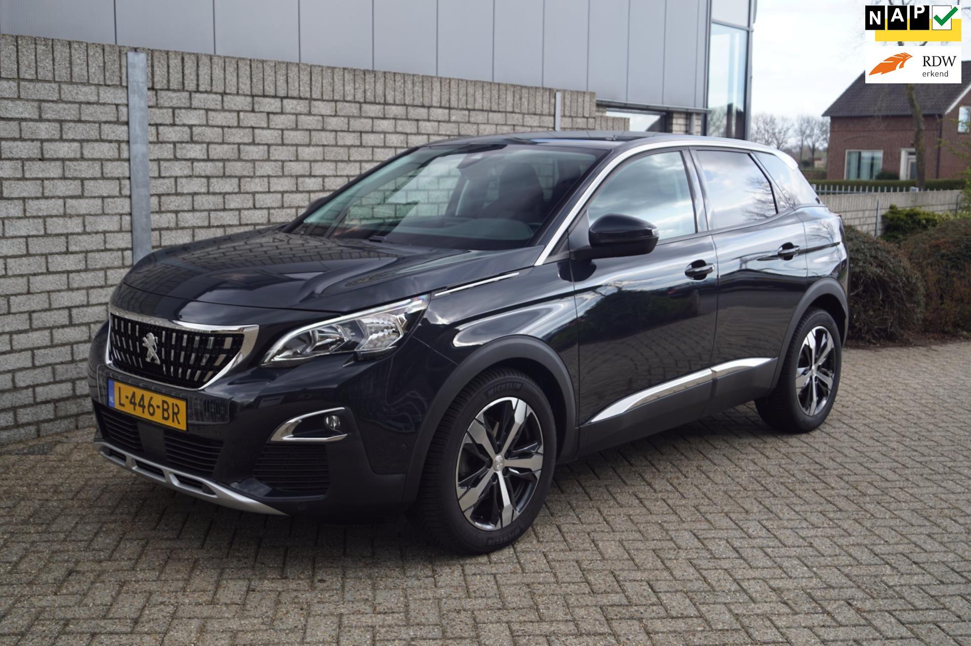 Peugeot 3008 occasion - Autobedrijf H. Wijdeven V.o.f.