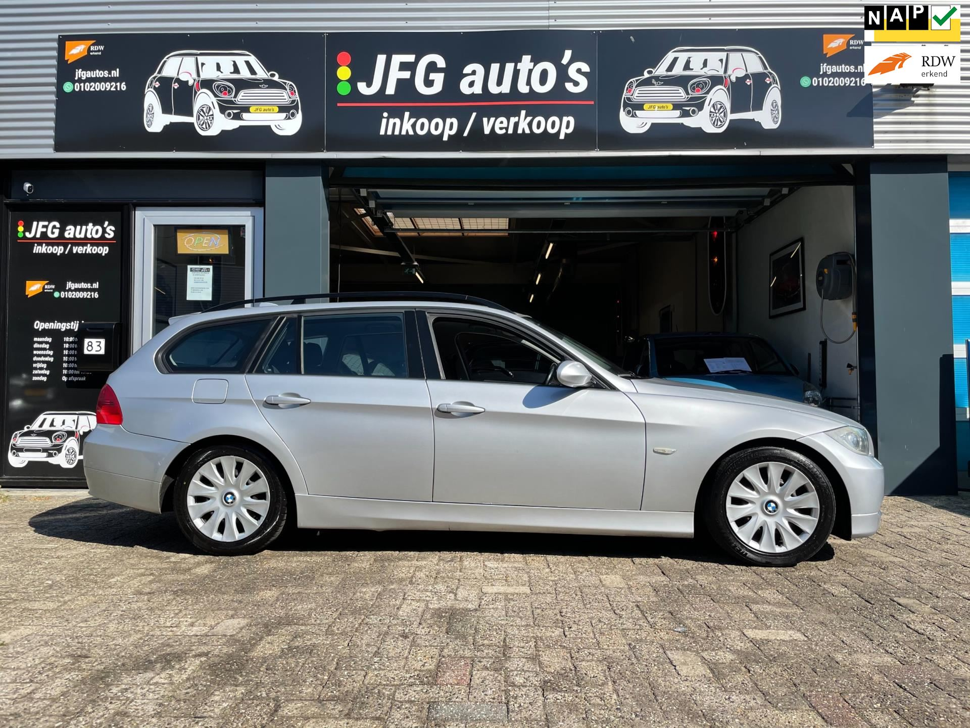 BMW 3-serie Touring occasion - JFG Auto's